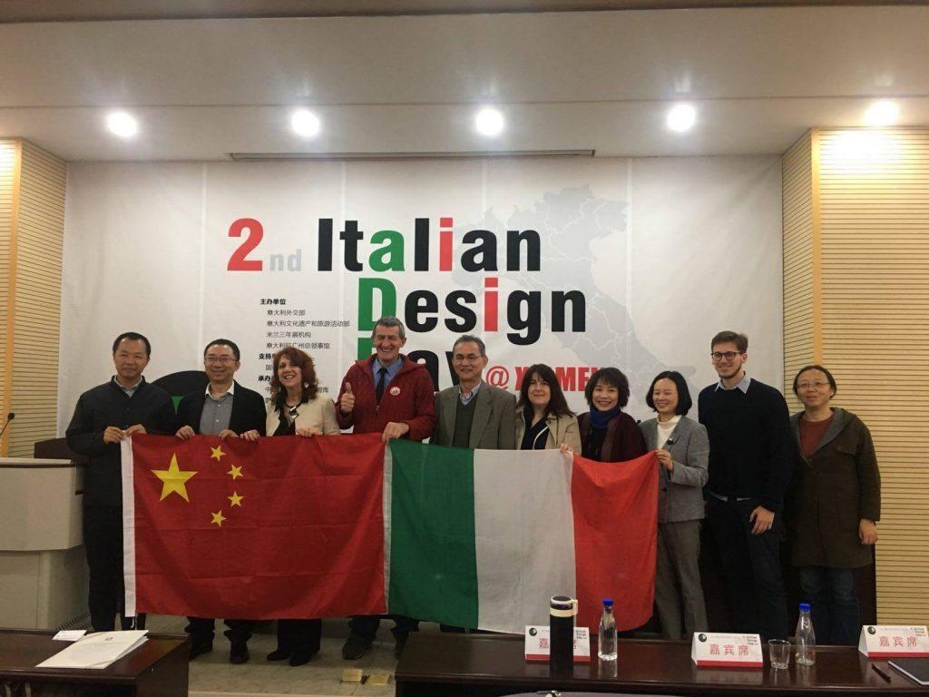 Barbara Pietrasanta ambasciatrice del Design a Xiamen e Shenzhen