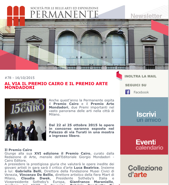 La-Permanente-Newsletter-template