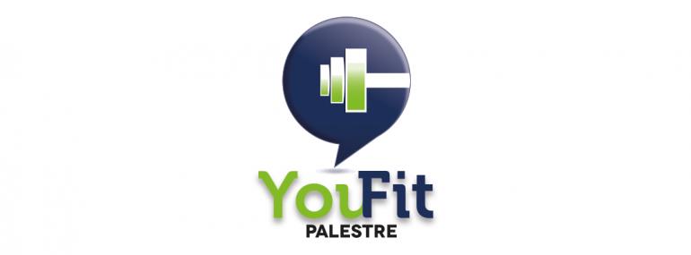 Logo YouFit Palestre