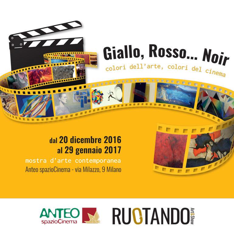 Rosso, Giallo... Noir Cinema Anteo