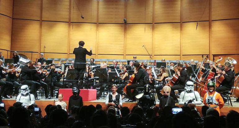 Vibrazioni Auditorium di Milano