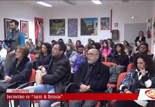Lectio magistralis di Barbara Pietrasanta e Antonio Dalle Rive all'Accademia delle Belle Arti di Agrigento